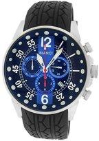 Roberto Bianci Men's 7098mrub-ss_bl Pro Racing Analog Display Analog Quartz Black Watch