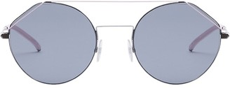Fendi Eyewear FendiFiend rounded sunglasses