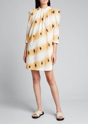 Sea Tamara Tie-Dye Tunic Dress