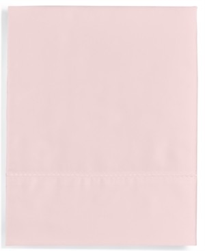 Martha Stewart Collection Solid Open Stock 400 Thread Count Queen Flat Sheet, Created for Macy's Bedding
