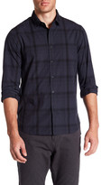 Howe Diamond Junkie Plaid Long Sleeve Trim Fit Shirt