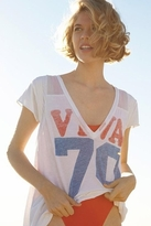 Rebel Yell Viva Throwback Jersey in White