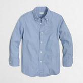 J.Crew Factory Boys' oxford shirt