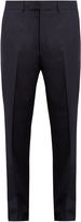 Gucci Wool and cashmere-blend trousers