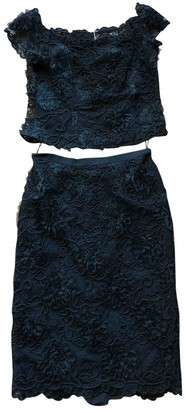 Chanel Black Lace Dress for Women