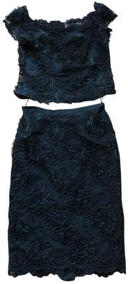 Chanel Black Lace Dresses