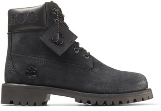 Jimmy Choo X Timberland The Original Leather Glitter Boots