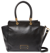 Marc by Marc Jacobs Too Hot To Handle Bentley Leather Satchel