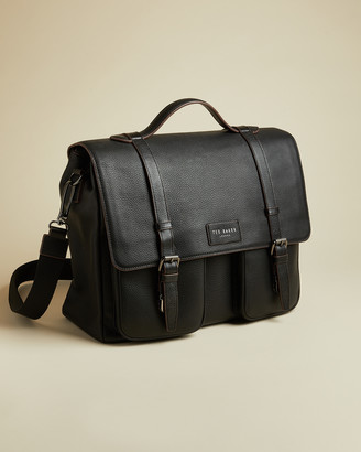 Ted Baker FINLIE Leather document bag