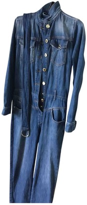 Pinko Blue Denim - Jeans Jumpsuit for Women