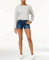 Joe's Jeans The Markie Frayed Cuffed Denim Shorts