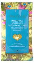 Pacifica Beauty Underarm Deodorant Wipes Travel Size