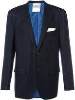 Kiton formal blazer - men - Cupro/Cashmere - 50