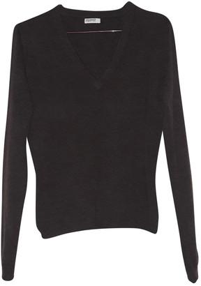 Benetton Brown Cashmere Knitwear