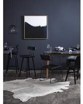 Graphite Grey Oslo Dining Table