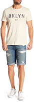 Levi's 511 Slim Distressed Cutoff Shorts
