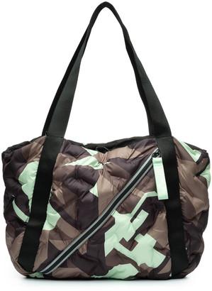 N. Go Dash Dot Easy Camo Tote Bag