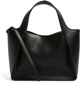 Stella McCartney Medium Stella Logo Tote Bag