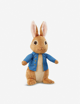 Talking Peter Rabbit plush toy