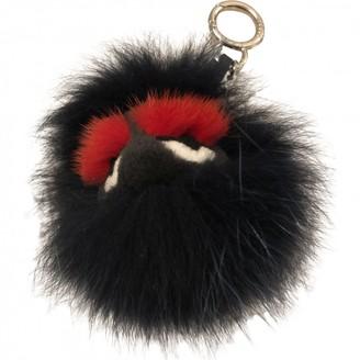 Fendi Bag Bug Navy Mink Bag charms