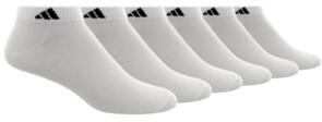 adidas Men's 6-Pk. Superlite Low-Cut Socks