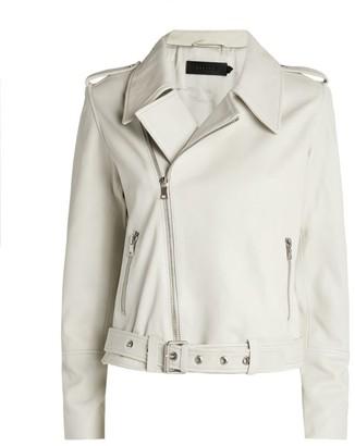 J Brand Leather Maysen Jacket