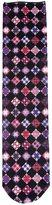 Emilio Pucci mosaic print socks