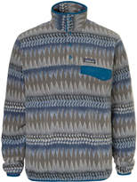 Patagonia - Snap-t Colour-block Synchilla Fleece Pullover