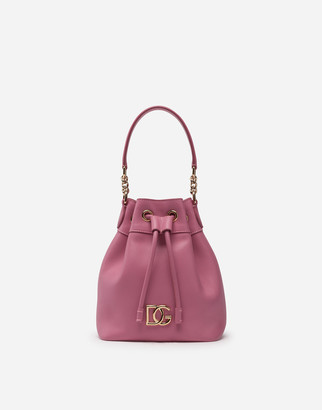 Dolce & Gabbana Small Millennials Bag In Nappa Leather
