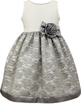 Jayne Copeland Sequin & Lace Special Occasion Dress, Big Girls (7-16)