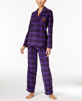 Lauren Ralph Lauren Printed Fleece Pajama Set