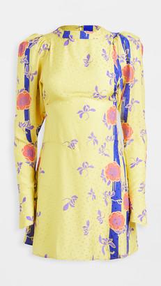 Silvia Astore Jade Short Dress