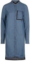 Sweaty Betty Kvasir Luxe Shirt Dress