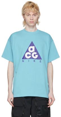 Nike ACG Blue Graphic T-Shirt
