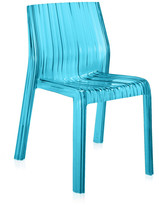 Kartell Frilly Chair - Light Blue