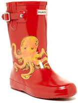 Hunter Octopus Rain Boot (Toddler)