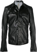 Rick Owens fitted shirt jacket
