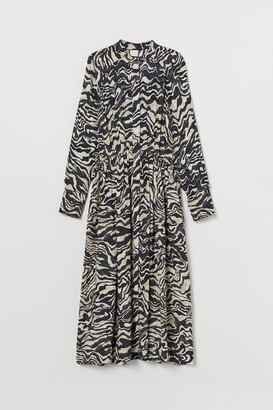 H&M Long Shirt Dress