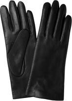 LK Bennett Grace leather gloves