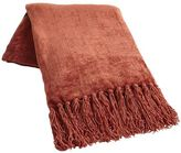 Pier 1 Imports Clay Chenille Throw