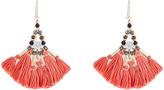 Accessorize Tiana Tassel Statement Earrings
