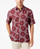 Tasso Elba Men's Floral Shirt, Only at Macy's
