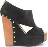 Chinese Laundry Jam Session Platform Wedges