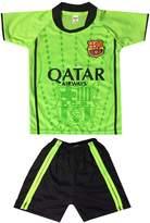 Praga Kids FC Barcelona Jersey/Shorts Soccer Football (6-7 yrs, )