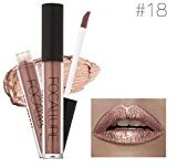 AMA(TM) Women Fashion Waterproof Makeup Matte Velvet Long Lasting Lipstick Moisturize Lip Gloss Pencil Lip Balm Cosmetic (C)