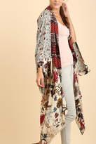 Umgee USA Patchwork Kimono