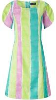 James Lakeland Stripe A Line Dress