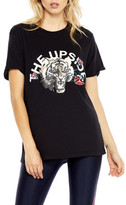 The Upside Tiger Rose Tee