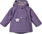 Mini A Ture Mini-A-Ture Purple Wang Anorak with Pointed Hood