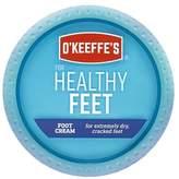 O O'Keeffe's Healthy Feet Jar 2.7 oz